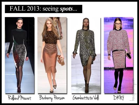 Leopard Print Fashion 2013 2