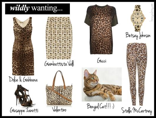 Leopard Print Fashion 2013