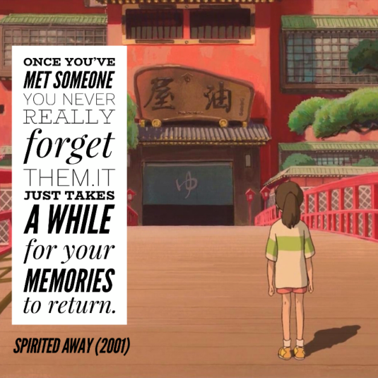 Studio Ghibli Quote 5