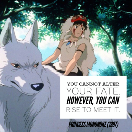 Studio Ghibli Quote 1